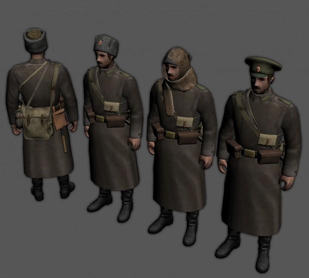 New models of Russian empires