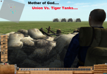Union meet Tiger Tanks