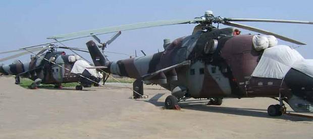 Serbian Mi-24