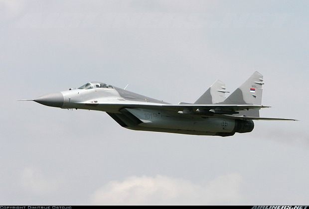 Serbian Air Force