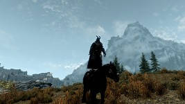 Some screenshots from Skyrim
