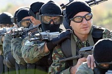 Bulgarian special forces