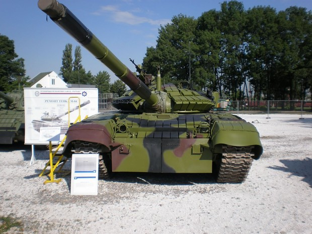 M-84M (Partner 2009 - defence exhibition)