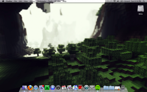 Just a screenshot of my mac.