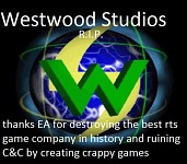 Westwood Studios REST IN PEACE