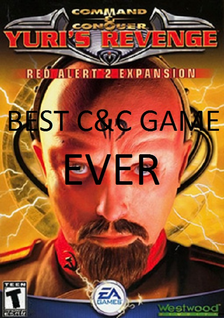 BEST C&C GAME EVER