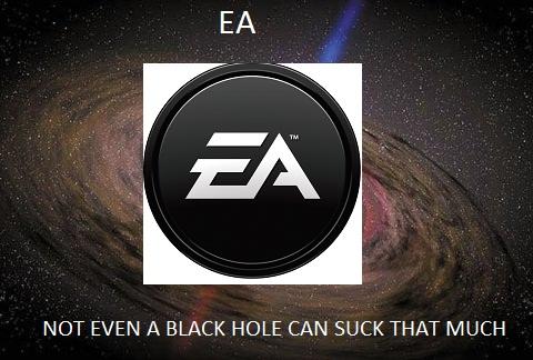 EA SUCKS