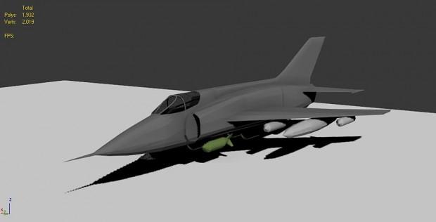 A-5C Fantan Polished up