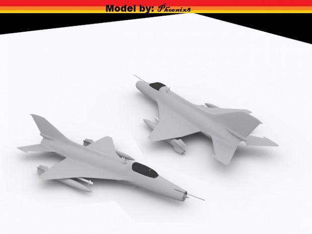 F-7PG Skybolt