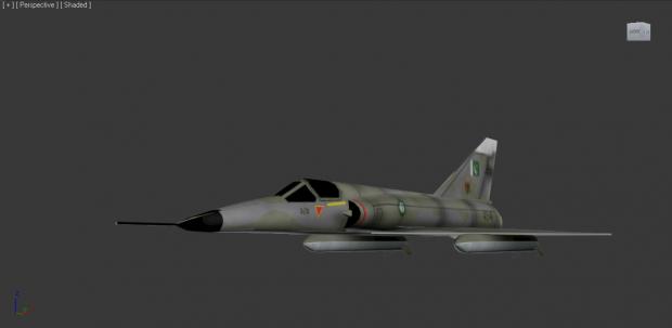 Mirage 5 PA3