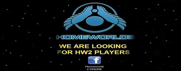 HOMEWORLD 2 ONLINE