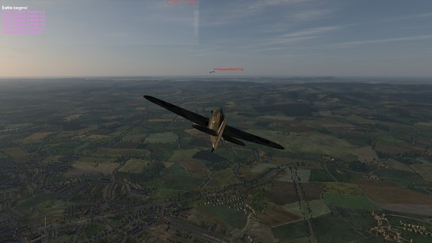 IL-2 Sturmovik cliffs of dover