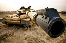 Challenger 2 gun