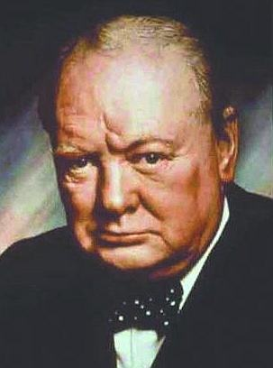 PM Winston Churchill
