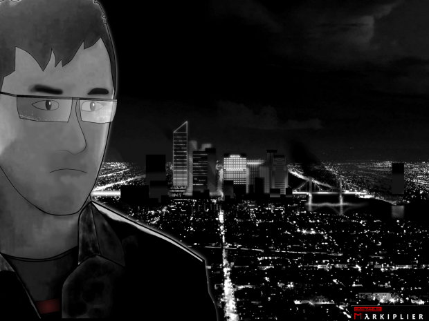 Markiplier Mod (Wallpaper) Mark & Wesinnati City