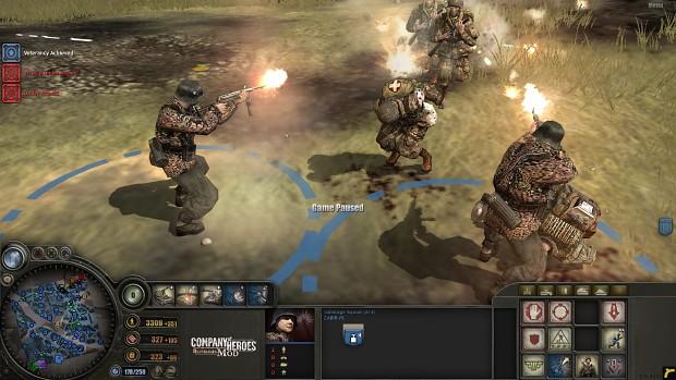 COH blitzkrieg mod Screenshots