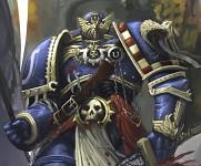 Warhammer 40k yeah I am Ultramarine!