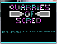 Quarries of Scred - CGA 001