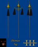 XVIIIth century : Ottoman tug