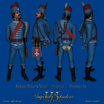 Seven Years' War : French Cavalry