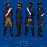 Seven Years' War - French Cavalry