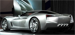 Corvette Stingray Concepts