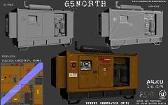 Diesel Generator (WIP)