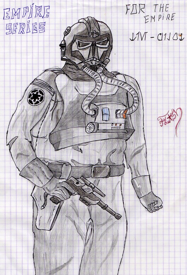 For the Empire Pilot