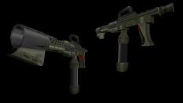 M240 Flamethrower (WIP)
