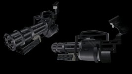 'Ol' Painless' GE M134 Minigun (WIP)