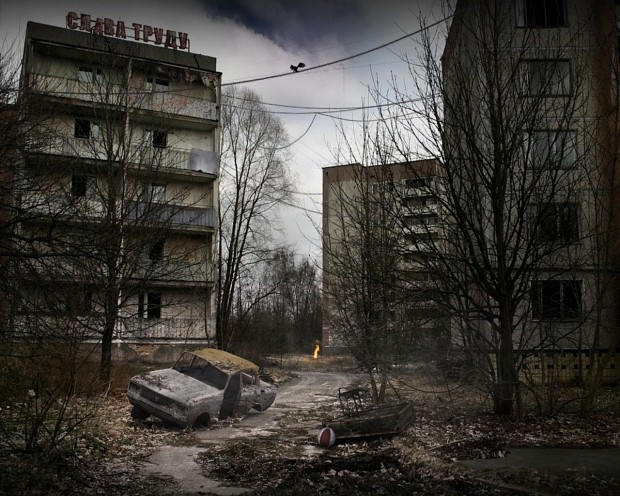 S.T.A.L.K.E.R. Call of Pripyat Credits Theme