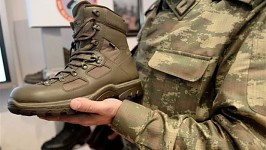 New boots of Turkish Army