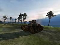 """X-WW2 Type 95 """"Ha-Go"""""""