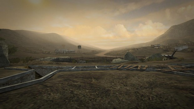 FH2 Custom Map: Sidi Faid