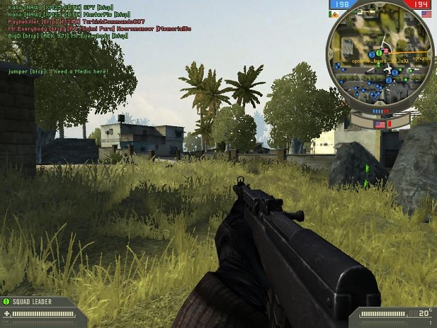 EnemySniper's P4F SKS
