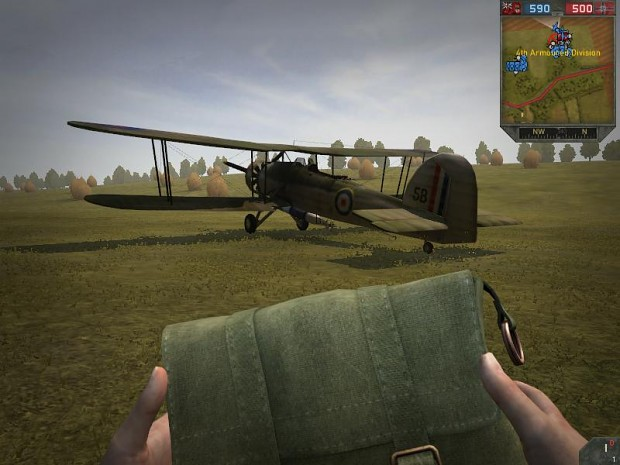 [Unseen FH2 content] Fairey Swordfish Mk. 1