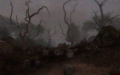 Call of Chernobyl - Army warehouse level