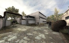 Call of Chernobyl - Exiting the Bar Area