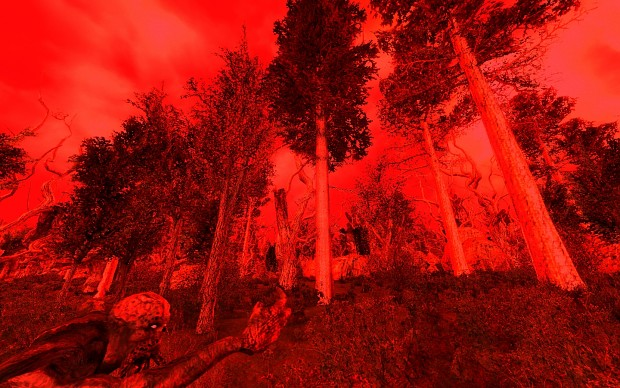 Hell in the Red Forest