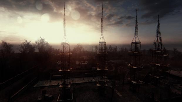 Daybreak in Radar