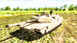 M1A2 Abrams TUSK - Balanced & Fixed