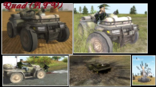 The Quad (ATV) 1.1