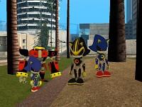 the eggman robots gta sa
