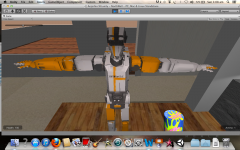 T.R.A.V.I.S the Automaton