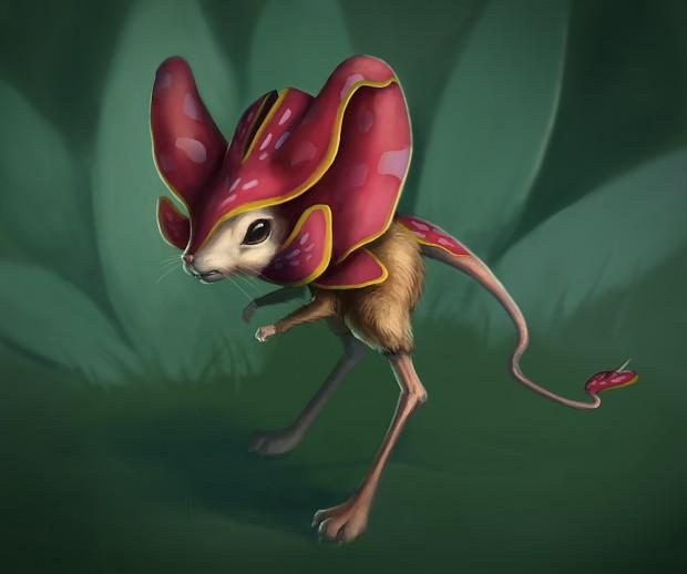 Cherby Enemy Creature Concept