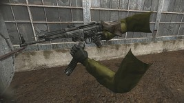 New HUD hands of SSP-99M