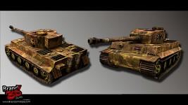 WWII Tiger Tank