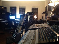 Composer Adam Spade Recording Studio