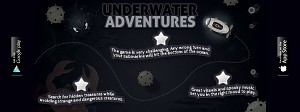 UNDERWATER ADVENTURES Game LITE