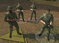 ERDL woodland camo - vietnam war